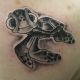 Squirt Turtle - Finding Nemo Tattoo - Harrisburg Tattoo Studio - Rayzor Tattoos