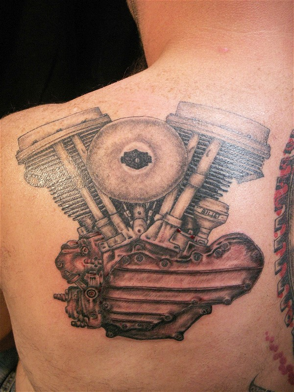 engine trash polka tattoo artist harrisburg - Trash Polka Tattoo Artists