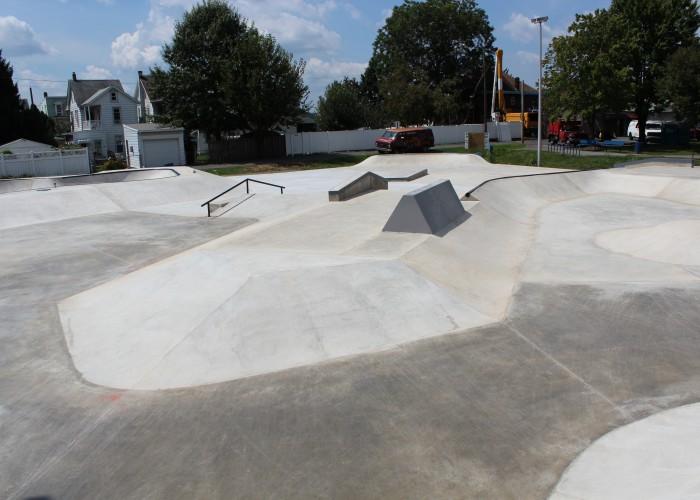 Steelton Skatepark Harrisburg S Only Free Skatepark