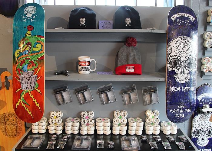hot sale online fca75 f5032 Steelton Skateshop at Rayzor TattoosRayzor Tattoos